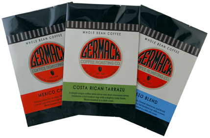 Germack Coffee Packets - Sumatra Gayo Takengnon - (3 oz. each)