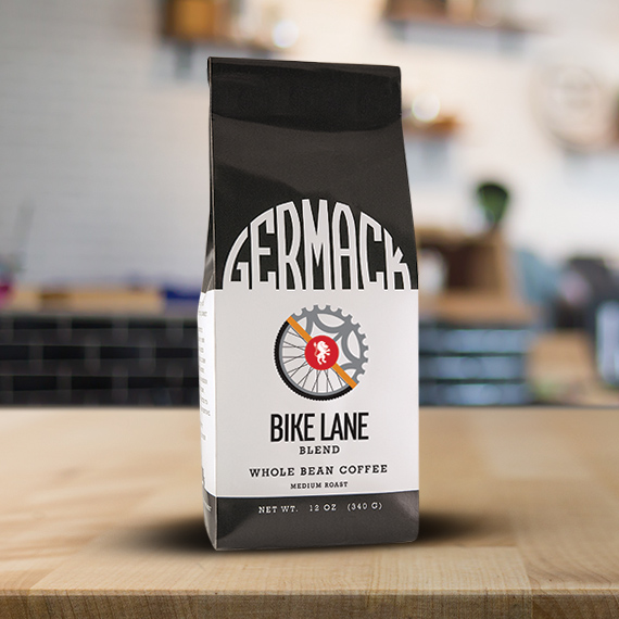 Germack Coffee Blend (12 oz.) - Bike Lane (C8)