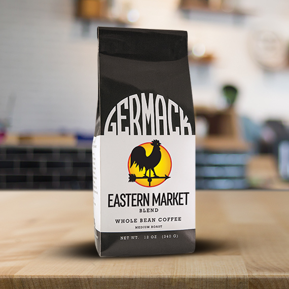 Germack Coffee Blend (12 oz.) - Eastern Market (C8)
