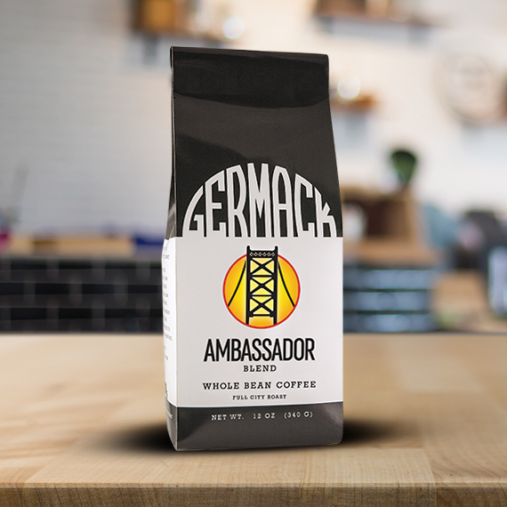 Germack Coffee Blend (12 oz.) - Ambassador  (C8)