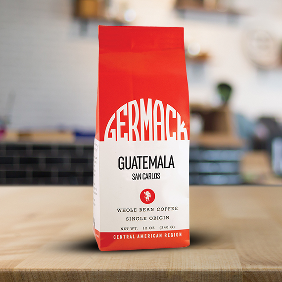 Germack Coffee (12 oz.) - Guatemala San Carlos (C8)