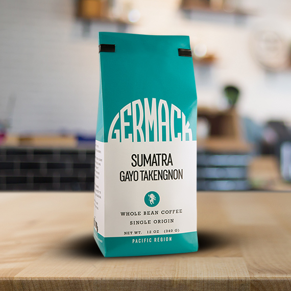 Germack Coffee (12 oz.) - Sumatra Gayo Takengnon (C8)