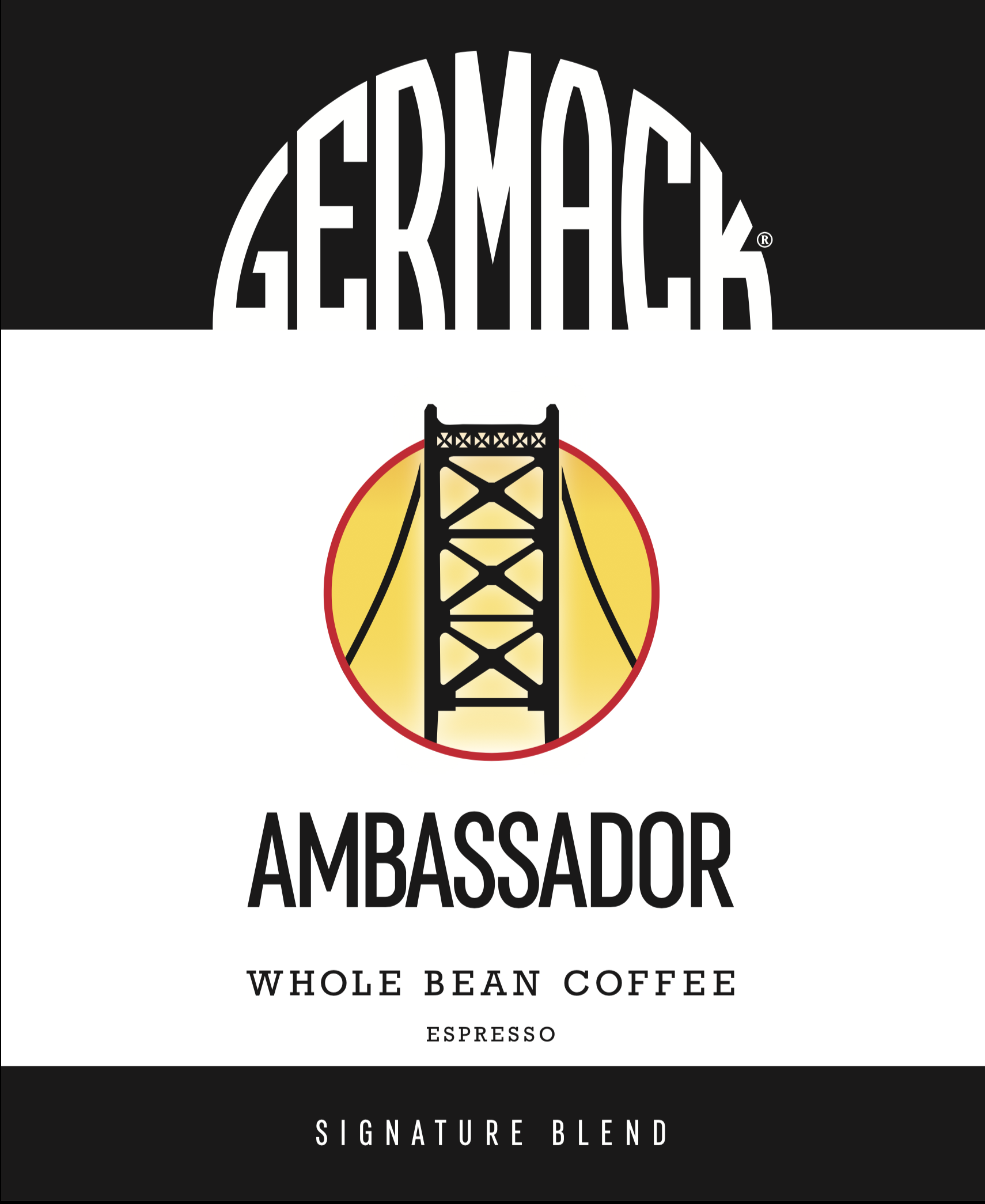 Germack Coffee Blend (5 LB.) - Ambassador Espresso