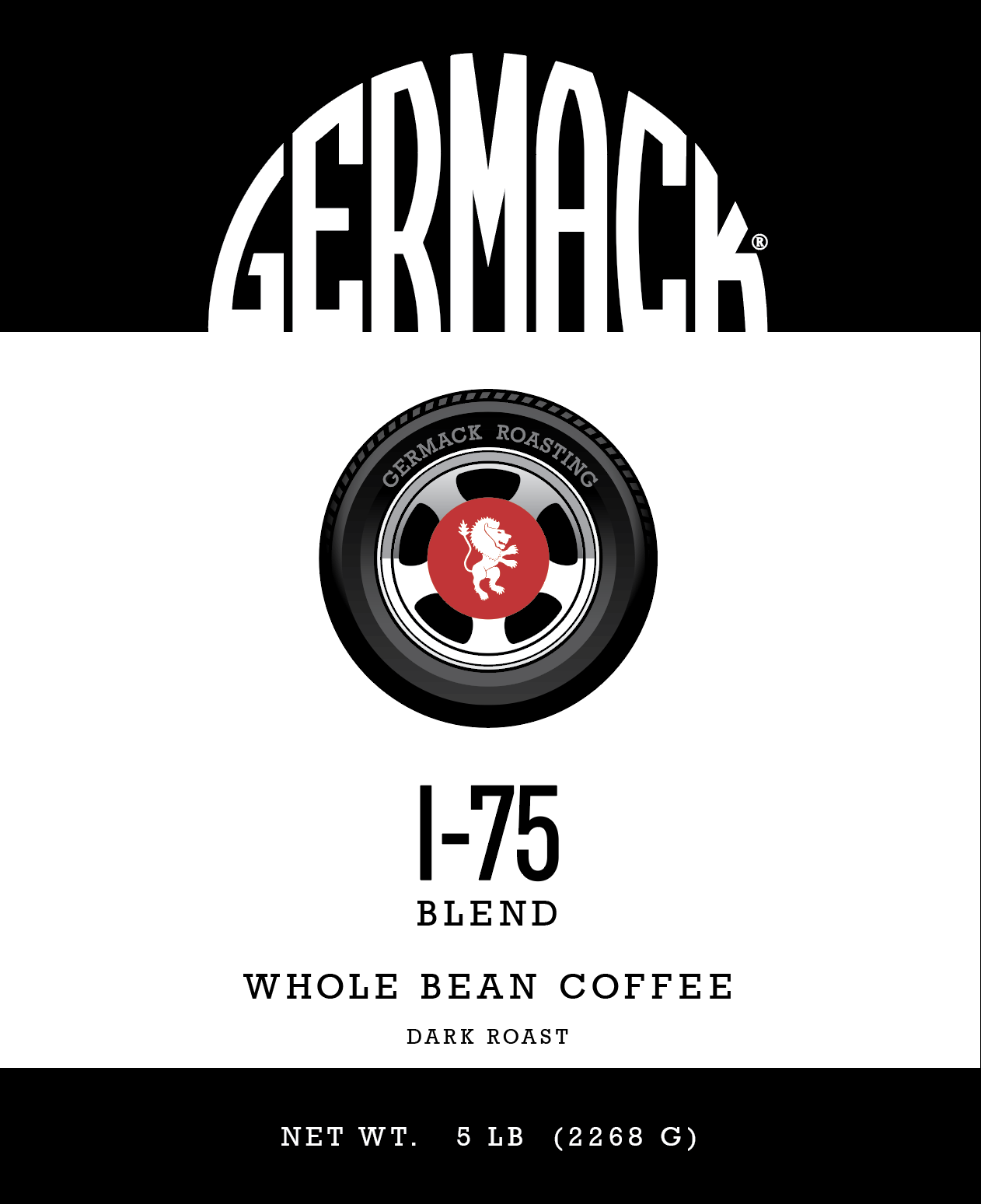 Germack Coffee Blend (5 LB.) - I-75
