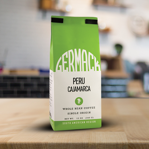 Germack Coffee (12 oz.) - Peru Carjamarca (C8)