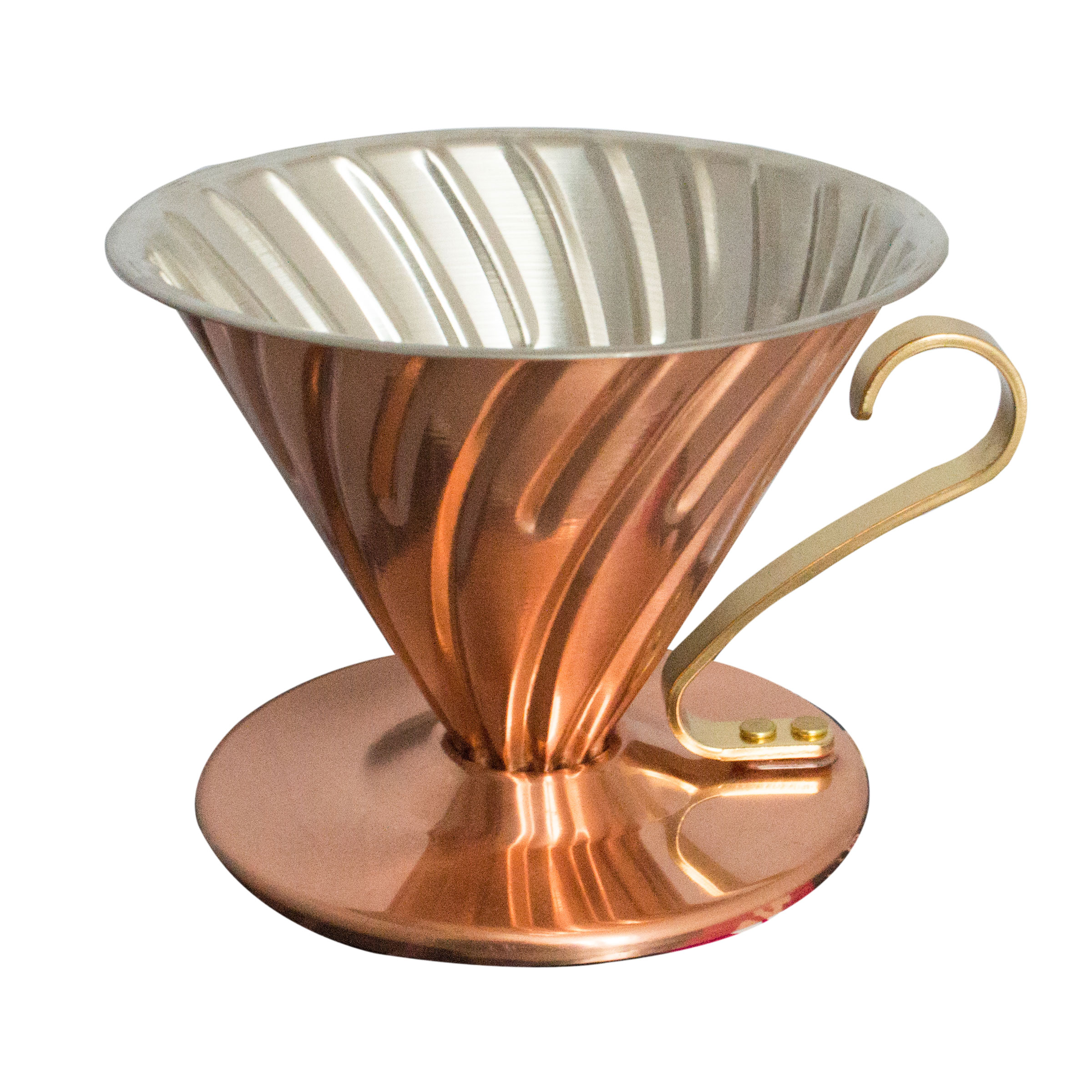 Merchandise - Hario V60 Copper Dripper