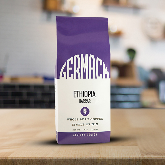 Germack Coffee (12 oz.)- Ethiopia Harrar
