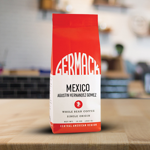 Germack Coffee (12 oz.) - Mexico Agustin Hernandez Gomez