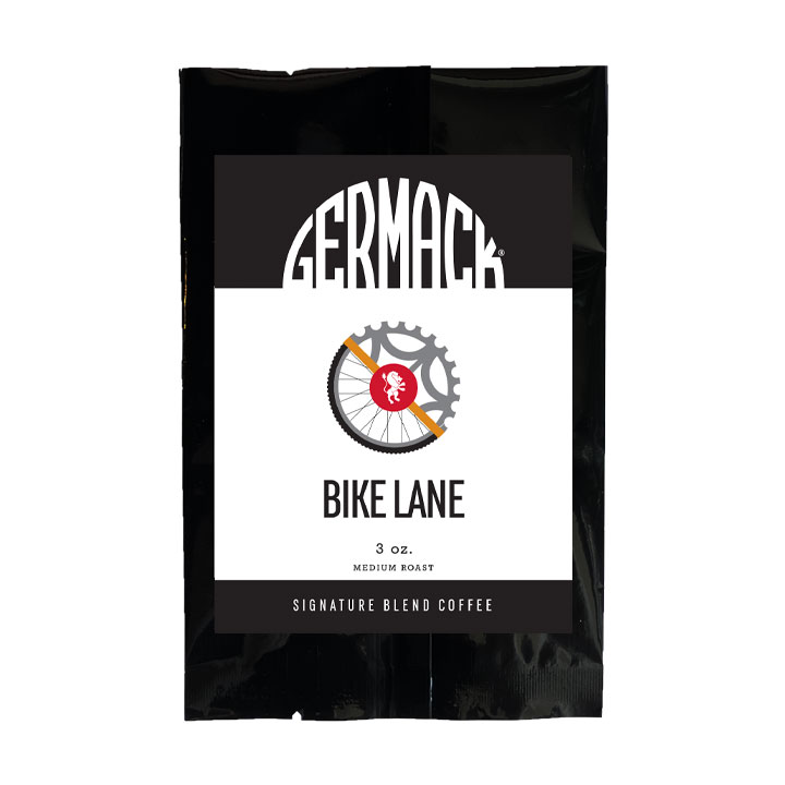 Germack Coffee - Bike Lane - (12 (3 oz.) Bags / Case)