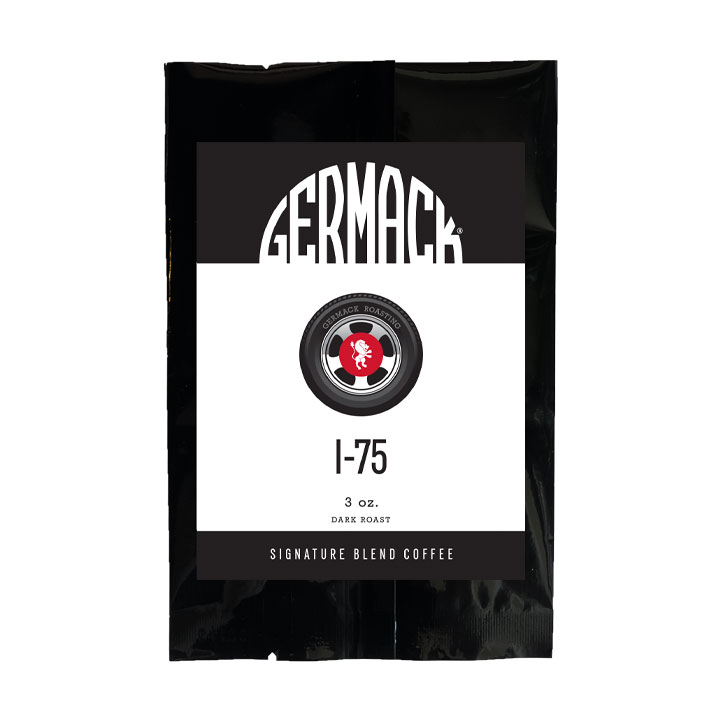 Germack Coffee - I-75 - (12 (3 oz.) Bags / Case)