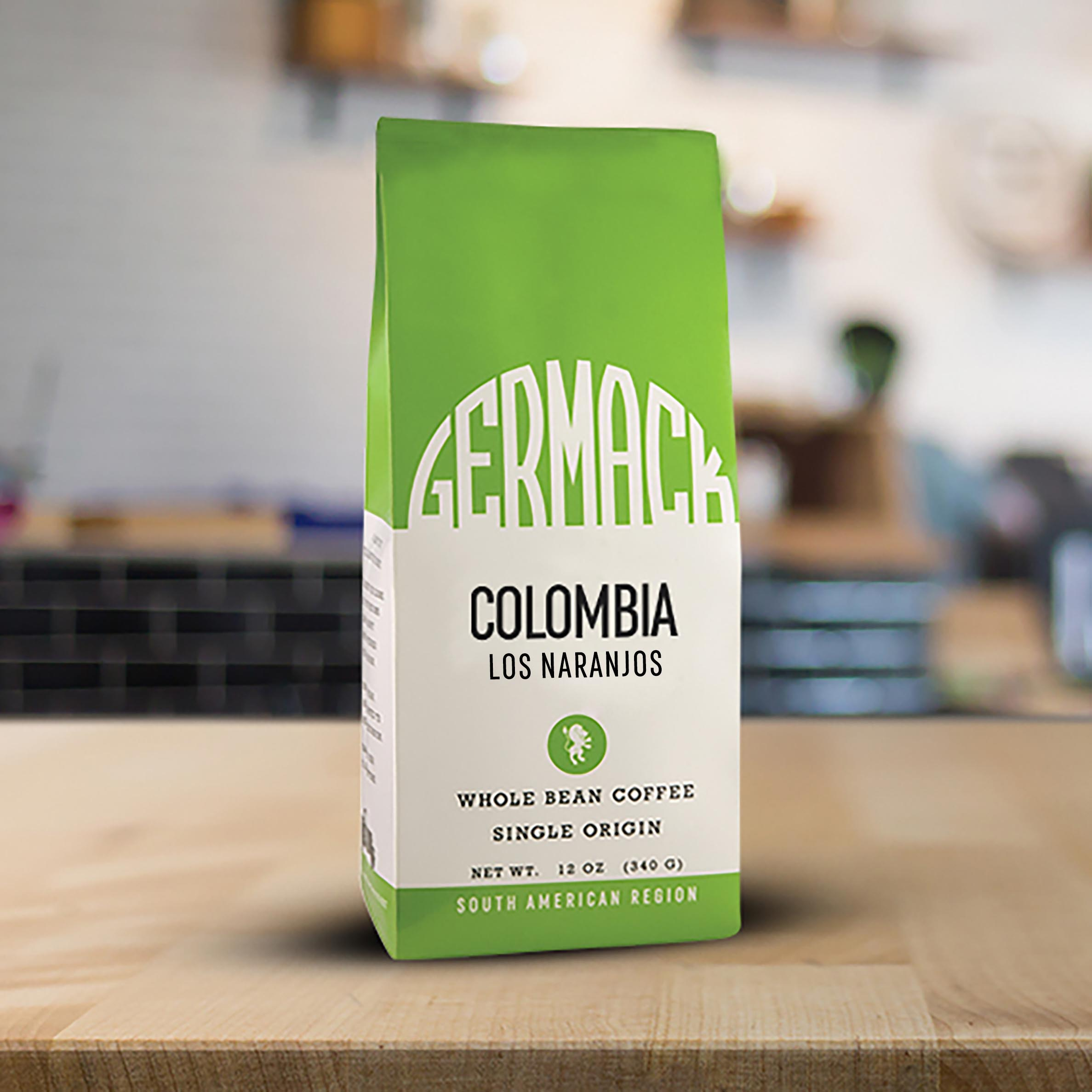Germack  Coffee Colombia Nos Naranjos - 5 lb