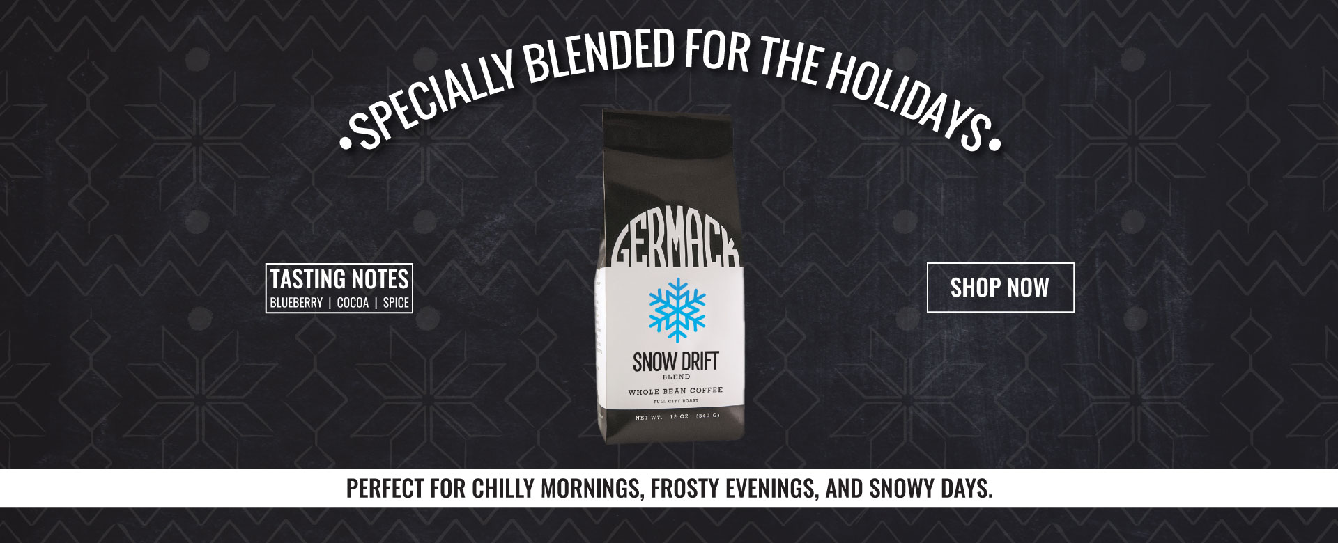 Specially Blended For The Holidays